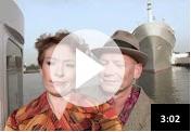 "Officiële video clip op You Tube ""Rotterdam wordt Wakker"" van Simon Stockvis ."